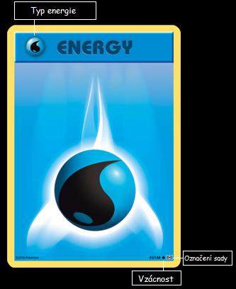 Popisek Energie