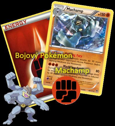 Bojový Pokemon