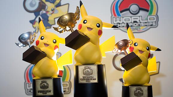 Přehled výher na Pokémon World Championship 2017 v karetní hře Pokémon